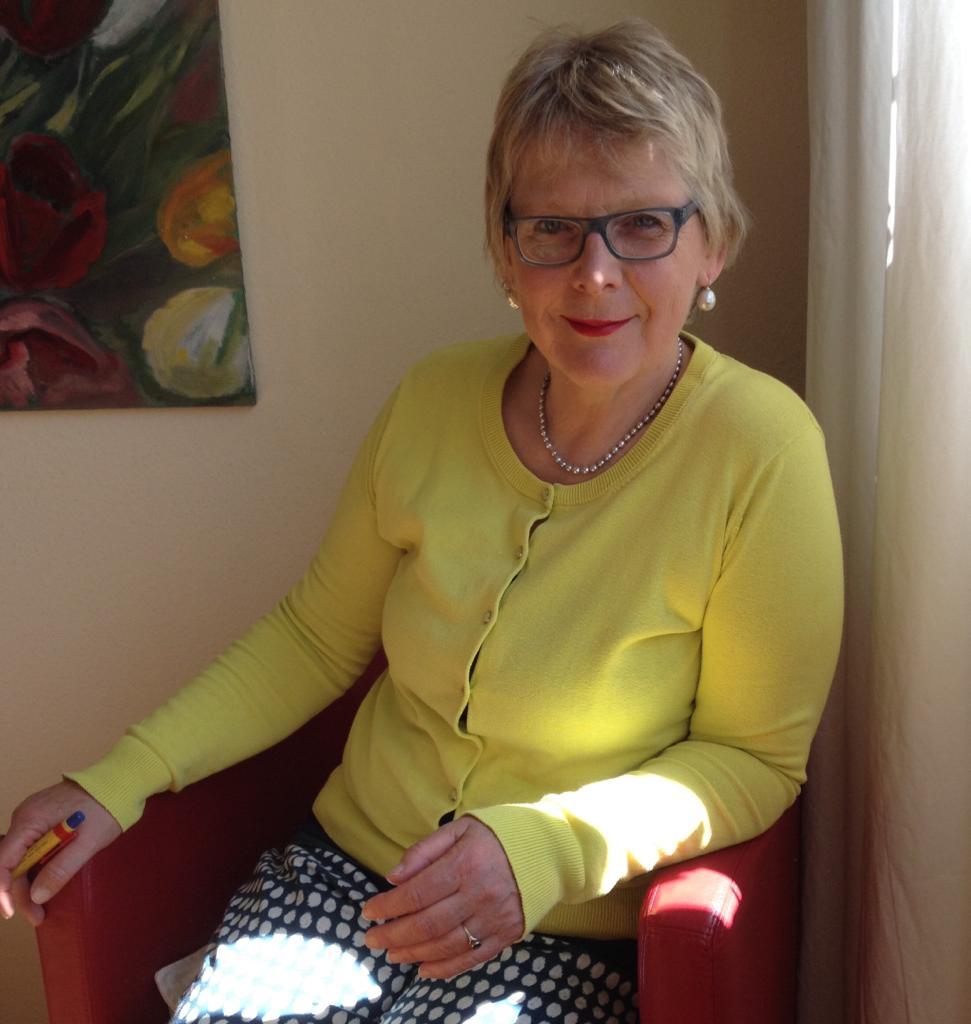 Sozialpädagogin Sabine Weissinger-Tholen